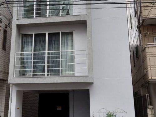 鉄筋コンクリート3階建て外壁塗装/屋上塗装
